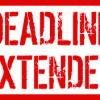 STOREPgrants, deadline extended