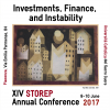 14th Annual STOREP Conference, General Program