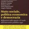 """""""Stato sociale, politica economica e democrazia"""" (a cura di P. Ramazzotti)"""