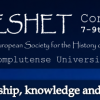 AISPE-STOREP Joint session at ESHET 2018