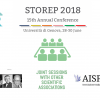 STOREP 2018, joint sessions with other scientific associations