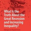"M. Morroni, ""What Is the Truth About the Great Recession and Increasing Inequality?"" (Springer 2018)"