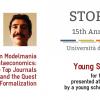 Young Scholars STOREP Award 2018: Thiago Dumont Oliveira