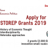 STOREPgrants 2019: Apply! (deadline: February 10)