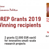 STOREPgrants 2019, winning recipients