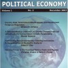 Bulletin of Political Economy, new editorial board and special issue on monetary policies