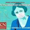 Rete Italiana Post-Keynesiana: primo workshop, 27 novembre 2020