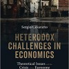 "S. Cesaratto, ""Heterodox Challenges in Economics. Theoretical Issues and the Crisis of the Eurozone"" (Springer 2020)"